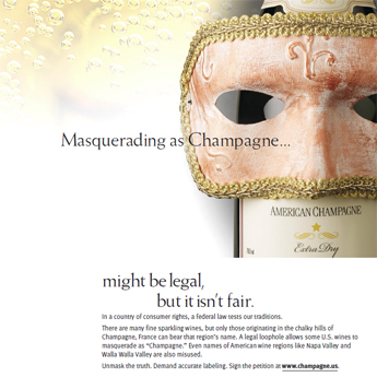 masque-champagne-americain