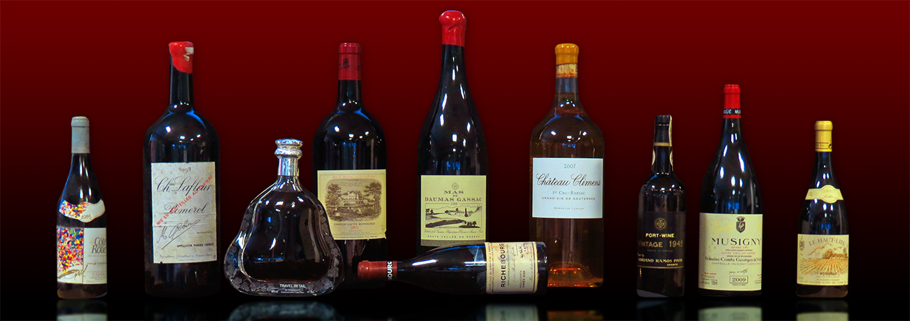 bouteilles on line idealwine