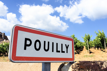 pouilly emission