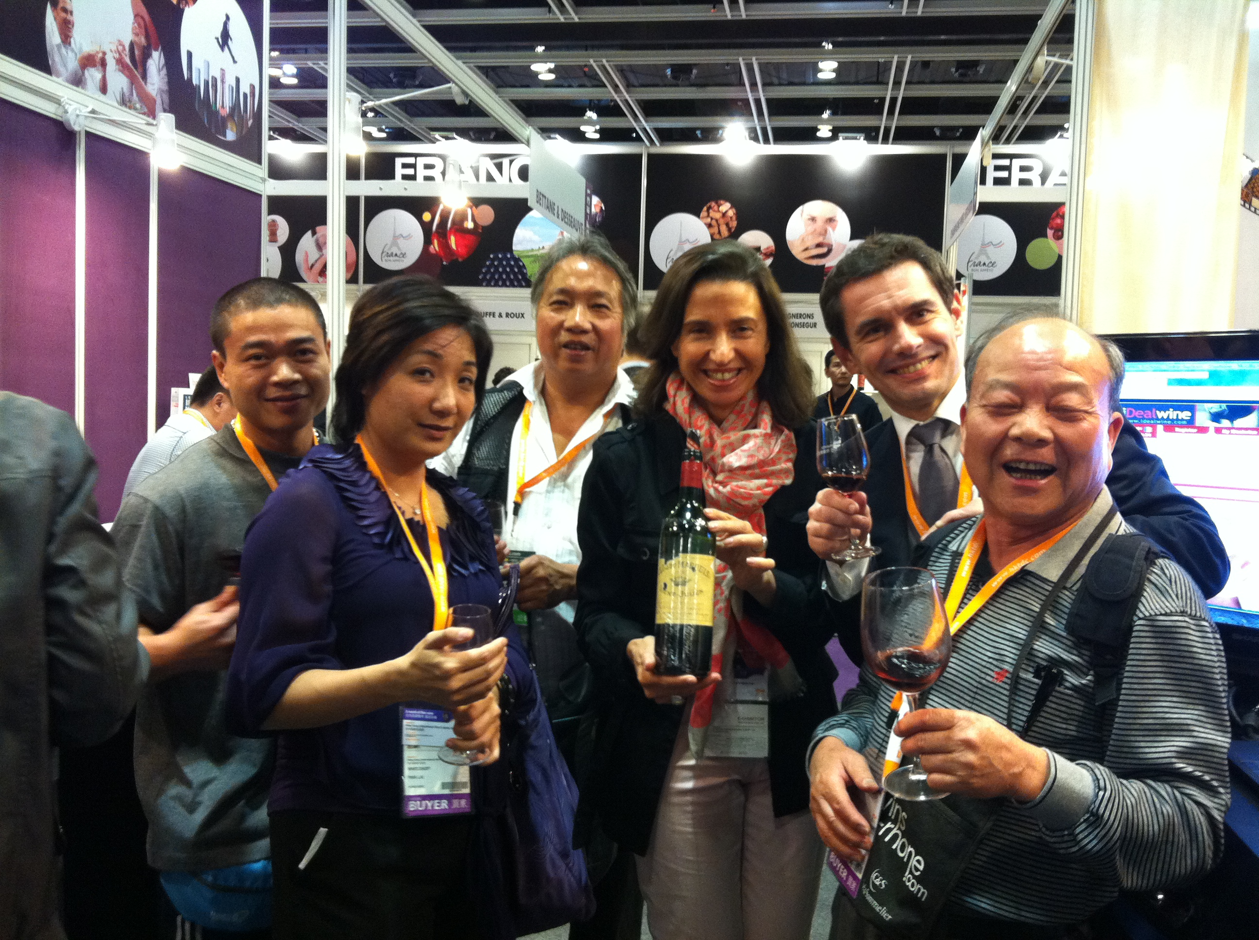 hong kong wine fair