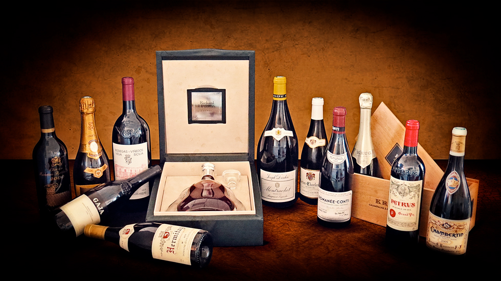 Vente on-line : Lafite Rothschild, Armand Rousseau, Krug, Rayas, Sassicaia, une sélection grandiose !