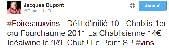 le point iDealwine