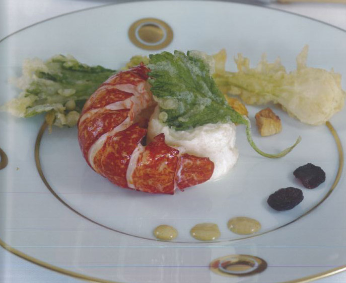 homard curry