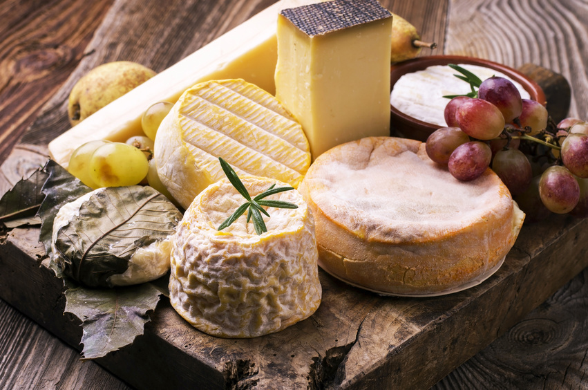 Accords mets et vins fromages