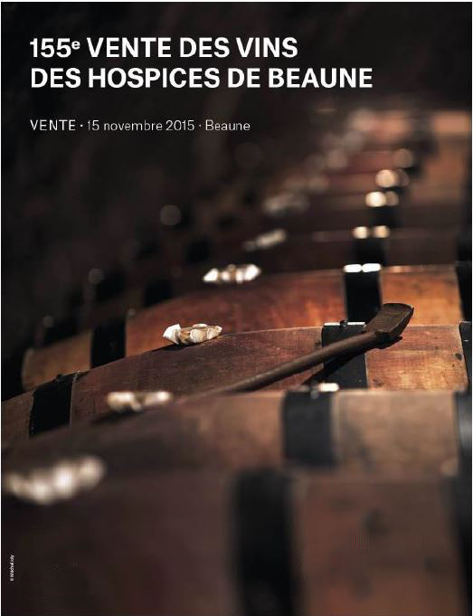 Vente Hospices de Beaune 2015