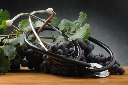 vin coeur maladies cardiovasculaires