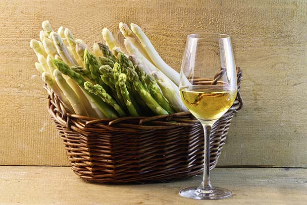 Accords-mets-vins-asperges
