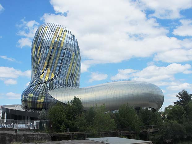 Cite vin Bordeaux