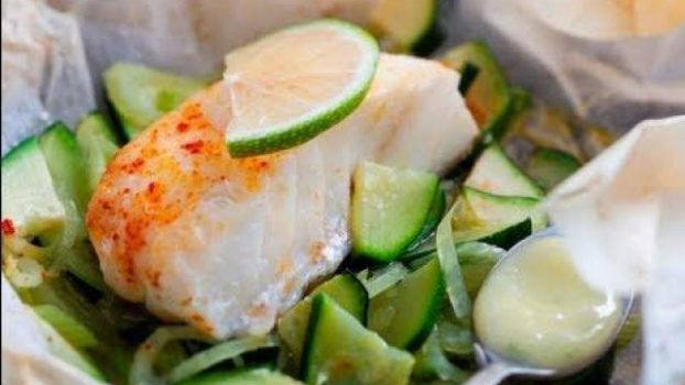 Recette cabillaud courgettes fenouil