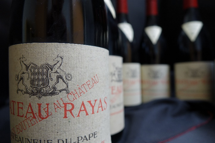 encheres chateau rayas idealwine