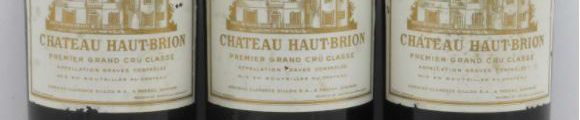 Chateau Haut Brion 1968 iDealwine