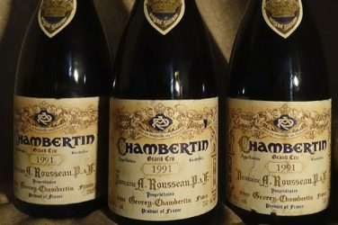 Armand Rousseau Chambertin Grand Cru Encheres iDealwine