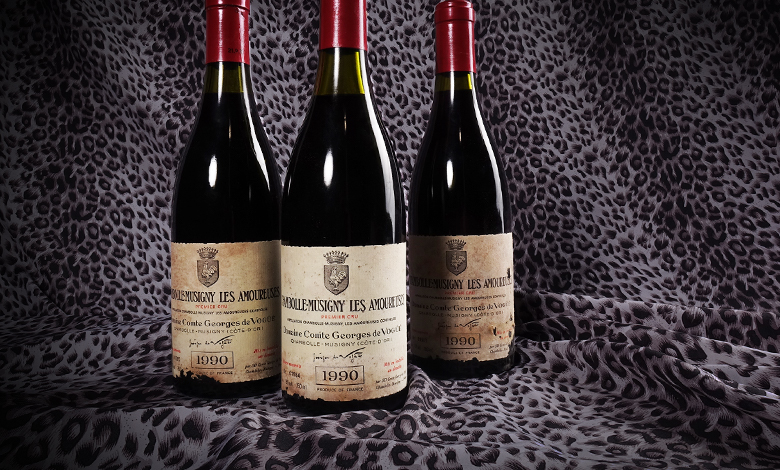 Chambolles Musigny Les Amoureuses iDealwine