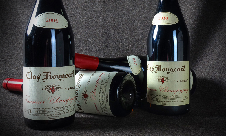 encheres vin idealwine clos rougeard