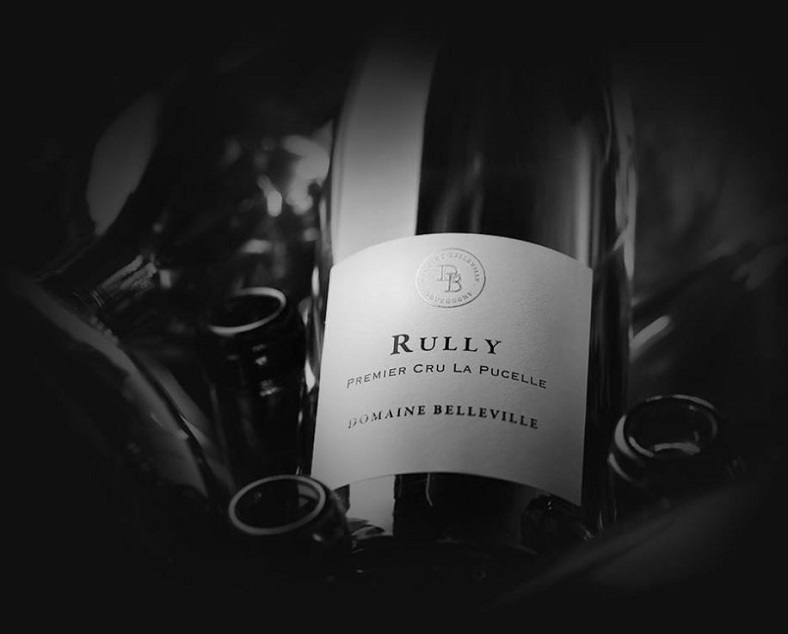 Domaine Belleville Rully iDealwine Bourgogne Cote chalonnaise
